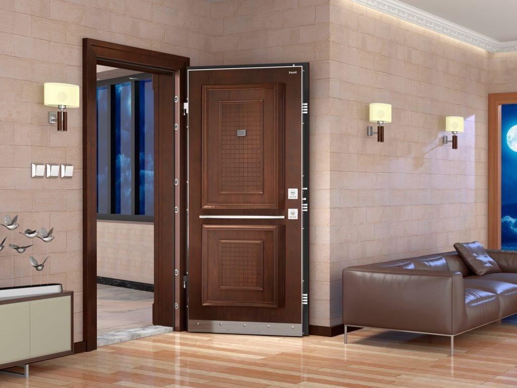 anti thief door