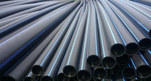Propylene pipe